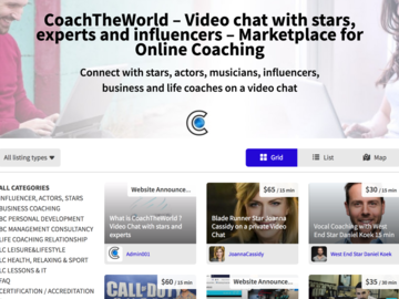 Website Announcement: Best tool for online-coaching - no monthly fee