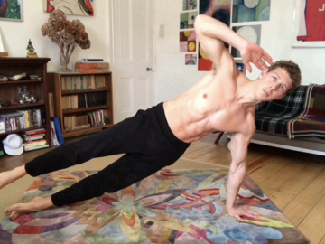 Selling with online payment: 20 MIN BODYWEIGHT HOME 6 PACK WORKOUT
