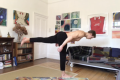 Selling with online payment: BEGINNER HOME WORKOUT DAY 7