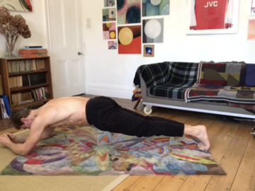 Selling with online payment: INTERMEDIATE HOME WORKOUT DAY 2