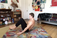 Selling with online payment: INTERMEDIATE HOME WORKOUT DAY 6