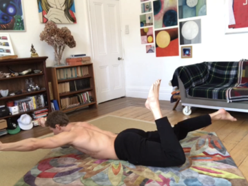 Selling with online payment: ADVANCED HOME WORKOUT DAY 3