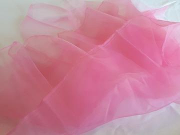 Ilmoitus: Pinkki organzakangas