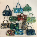 Buy Now: NWT 58 pc LOT Vera Bradley Bags & Accessories
