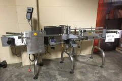 Selling Products: CVC 300 II Labeler machine