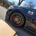"Selling: 18"" TSW Alloy Luco On Michelin Pilot Sport 4S 225/40/18"