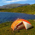 Vuokrataan (yö): Marmot 2 henkilön teltta