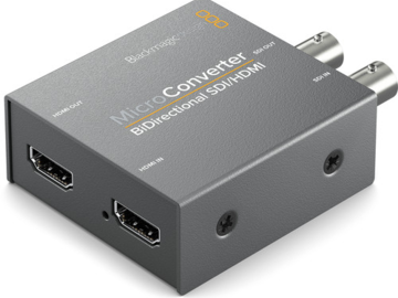 Vermieten: Blackmagic Design Micro Converter BiDirectional SDI/HDMI