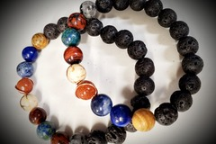 Selling with online payment: Solar System Bracelet