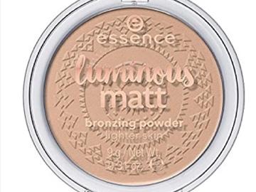 Buscando: Essence luminous matt bronzing powder