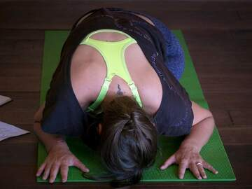 Class Offering: Re connect to you body with Hatha Yoga