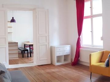 Tauschobjekt: Schöne Wohnung in Friedrichshain - Weberwiese