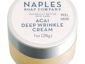 Selling with online payment: Acai Deep Wrinkle Cream