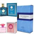 Buy Now: Versace Designer Impression Perfumes & Colognes Men & Women 24 pc