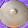 "Selling with online payment: 1960s ZILDJIAN 20"" Crash / Ride  2120 grams FREE SHIPPING"