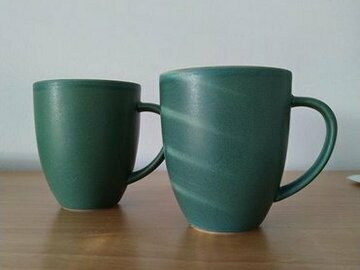 Myydään: Arabia 24h 2x mugs