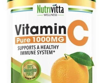 Selling Products: Nutrivitta Vitamin C - 1000 Milligram Capsules