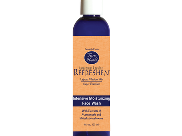 Selling with online payment: 4oz - REFRESHEN Super Premium Face Wash
