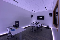 Rent Podcast Studio: Studio 7725 - Professional Podcast Production Studio