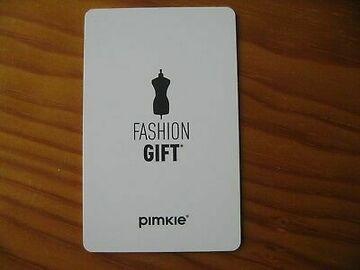 Vente: e-Carte cadeau Pimkie (80€)