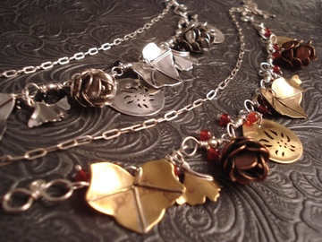 Selling with online payment: Charm Bracelet/Necklace