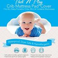 Buy Now: Julia Grace – Organic Pack N Play Crib Mattress Cover