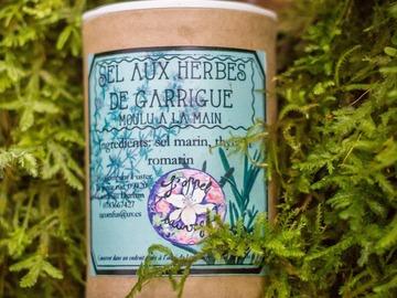 Vente avec paiement en direct: Sels aux Herbes