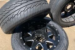 Selling: Wheels and Tires (Mayhem Tank)