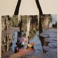 Selling with online payment: Art Photography Tote Bag