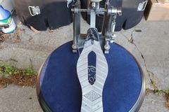 SOLD!: SOLD vintage ASBA Caroline bass drum pedal $200