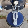 Selling with online payment: rare vintage ASBA Caroline bass drum pedal