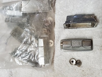 Selling with online payment:  9CB700 large rectangular single end lugs for bass or floor tom