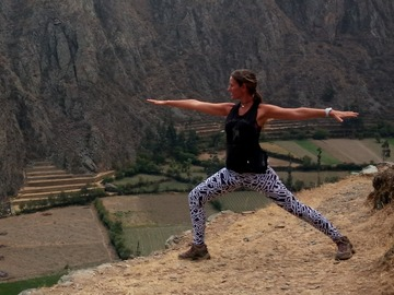 Private Session Offering: Vinyasa Yoga (personalized for you)