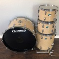 Selling with online payment: 1970s Ludwig Maple Cortex kit big beat 24/12/13/16 3ply shell pak