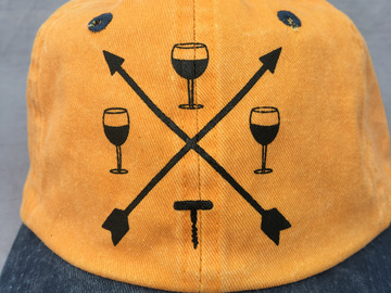 Selling with online payment: Wine Arrows Hat