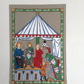 Verkaufen: codex Manesse entièrement doublé Médiévale