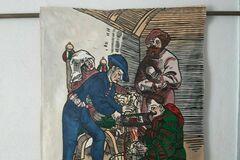 Verkaufen: chirurgien au moyen âge. entièrement doublé medievale