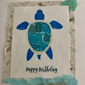 Selling with online payment: Handmade Birthday Card