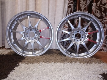 "Selling: Volk Racing CE28 17"" 7.5J ET50"