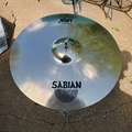 "Selling with online payment: Sabian XSR 18"" fast crash cymbal; excellent"
