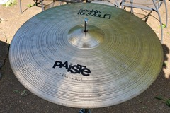 "Selling with online payment: Paiste Sound Formula 20"" heavy ride cymbal - excellent JC"