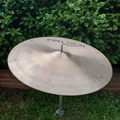 "Selling with online payment: Impression Jazz Ride cymbal 21"", w 3 brass sizzles, excellent"