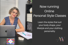 Book a Spree: Online Personal Style Class