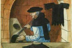 Verkaufen: Fabricant de cotte de mailles entièrement doublé Médiévale