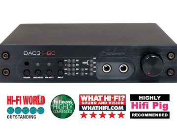 Sale: Vends convertisseur N/A Benchmark DAC3 HGC Black / NEUF
