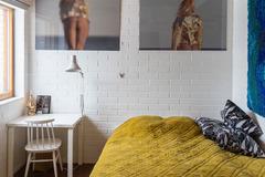 Renting out: Upea, oma työtila, mahdollisuus satunnaiseen yöpymiseen