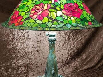 Workshop offering (dates): Tiffany Glas Technik