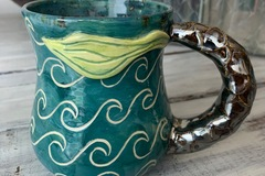 Selling with online payment: Mermaid Mug