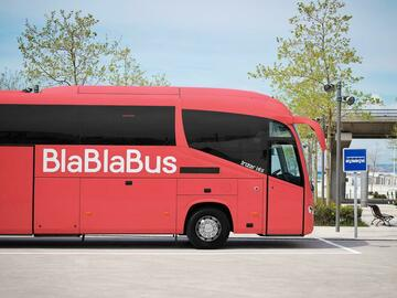 Vente: Bon d'achat Ouibus SNCF / Blablabus (78,99€)