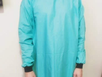 Sell your product: Cotton Fabric Isolation Gowns